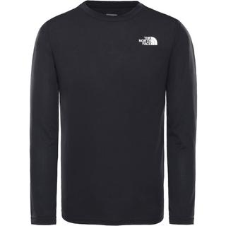 Kids' The North Face Reaxion LS T-Shirt - Black