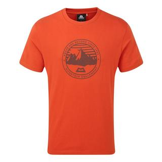 Men's Mountain Equipment Roundel Tee - Orange