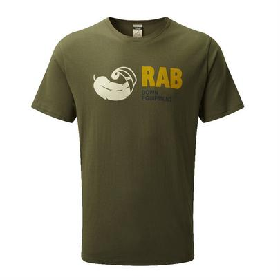 Rab Men's Stance Vintage T-Shirt