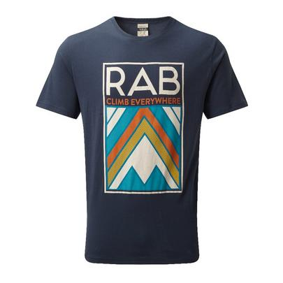 Rab Men's Stance Aztec T-Shirt