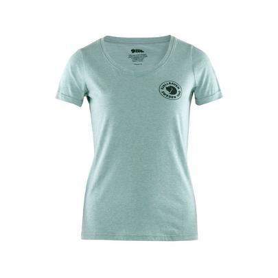 Fjallraven Women's 1960 Logo T-Shirt - Blue