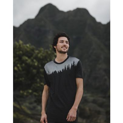 Tentree Men's Juniper Classic T-Shirt - Grey