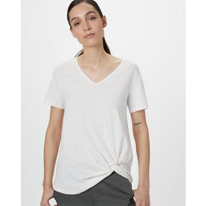 Tentree Women's Enso T-Shirt - White