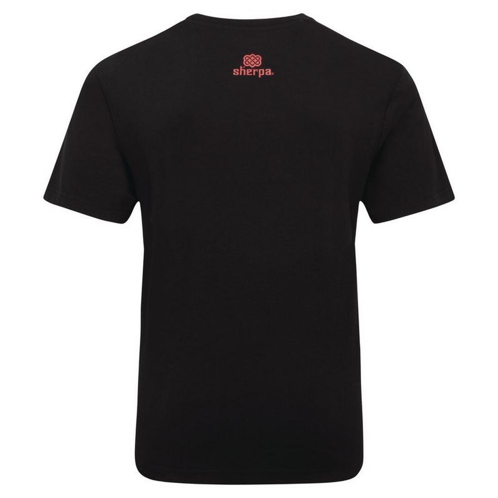 Sherpa Adventure Men's Sherpa Adventure Tarcho SS T-Shirt - Black