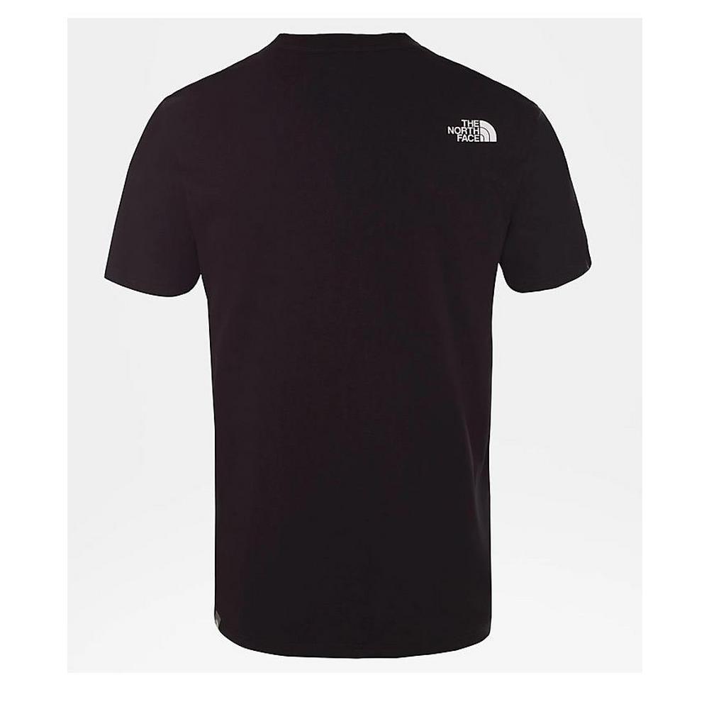The North Face Men's Mountain Line T-Shirt - Black