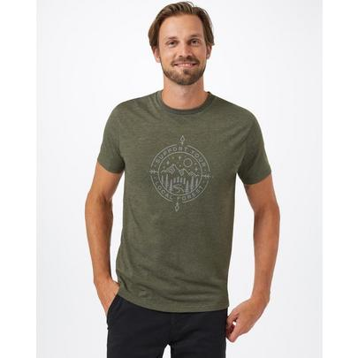 Tentree Men's Support Classic T-Shirt - Olive