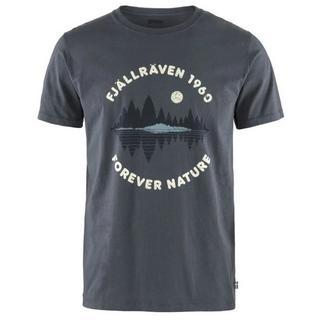 Men's Forest Mirror T-Shirt - Navy