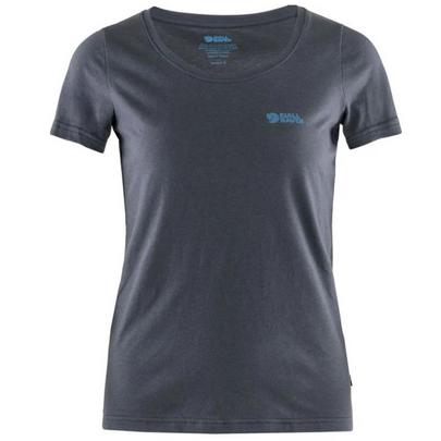 Fjallraven Women's FjallRaven Logo T-Shirt - Navy