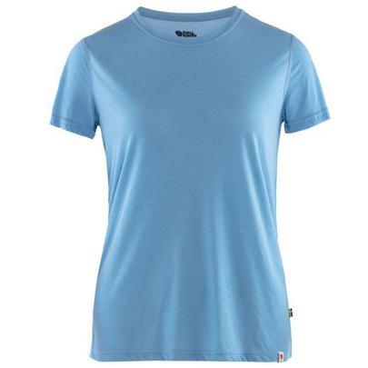 Fjallraven Women's High Coast Lite T-Shirt - Blue
