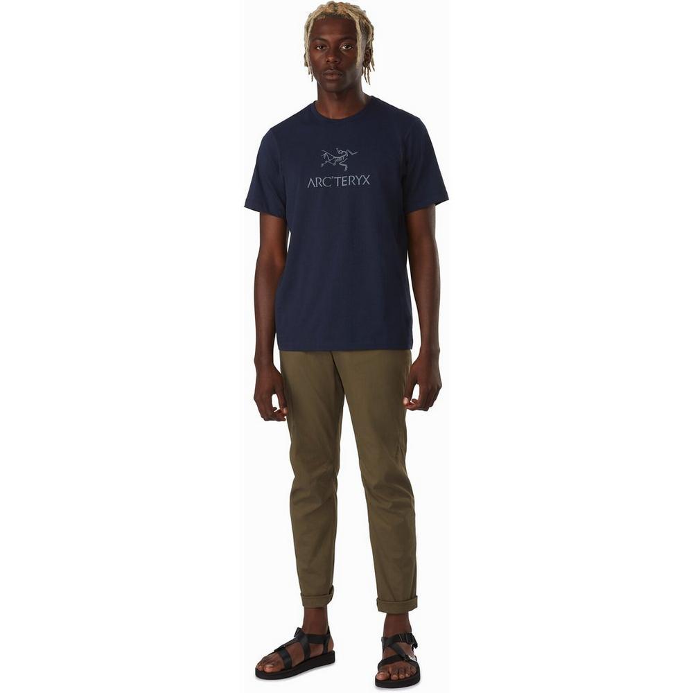 Arcteryx Men's Arc'word SS T Shirt - Navy