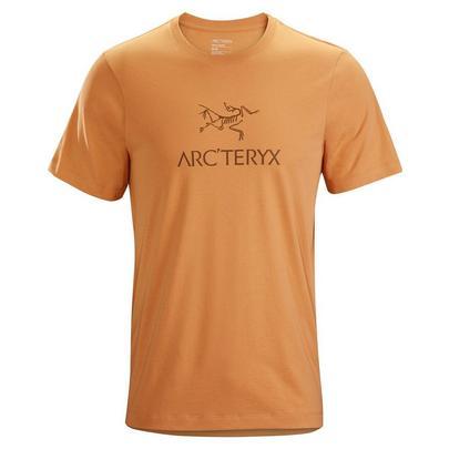 Arcteryx Men's Arc'word SS T Shirt - Yellow