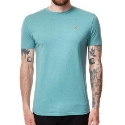 Tentree Men's Treeblend Classic T-Shirt - Blue