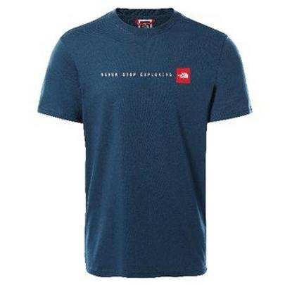 The North Face Men's NSE Tee - Monterey Blue