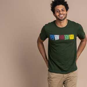 Men's Tarcho T-Shirt - Mewa Green