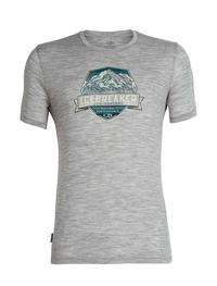 Men's Tech Lite Crewe Cook Crest T-shirt