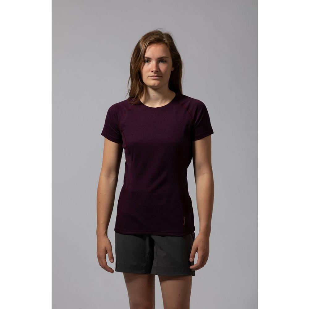 Montane Women's Dart Ss Tshirt