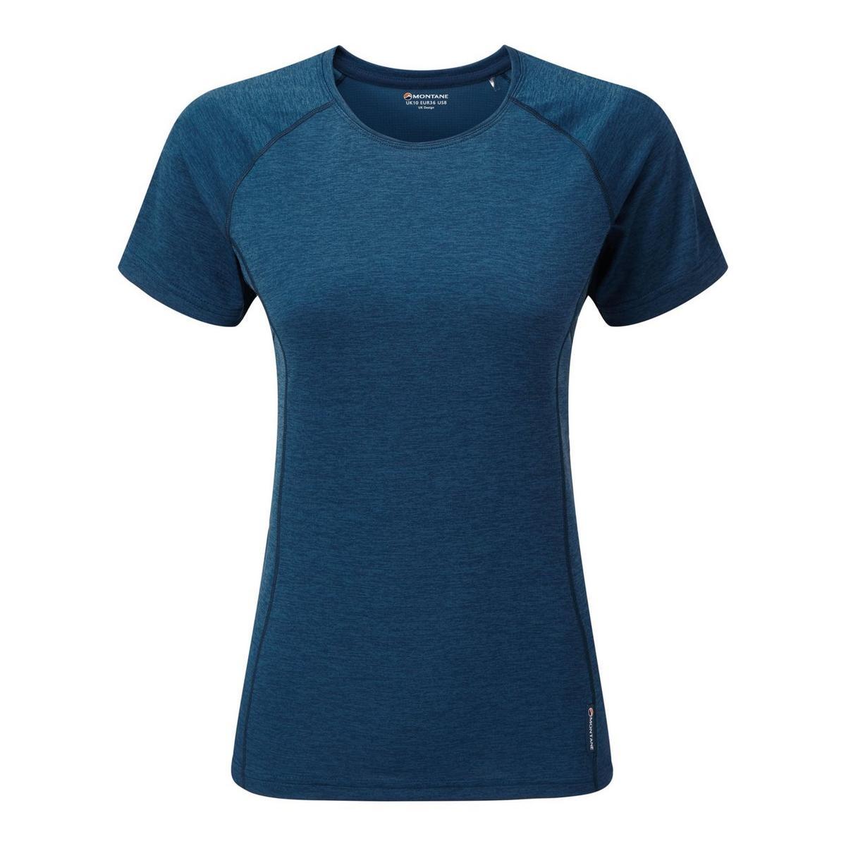 Montane Women's Dart T-Shirt - Navy