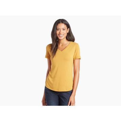 Kuhl Women's Juniper Short Sleeved -  Golden