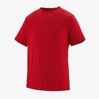 Men's Patagonia Capilene Cool Lightweight T-Shirt - Red