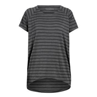 Women's Elowen Short Sleeve Crewe- Stripe-Monsoon