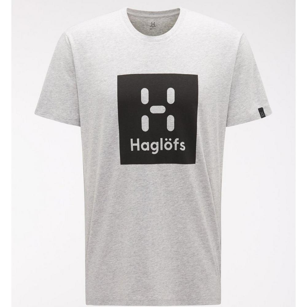 Haglofs Men's Camp SS Tee - Grey