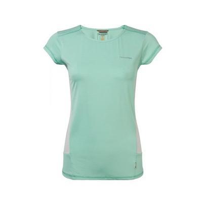 Craghoppers Women's Atmos SS T-Shirt - Blue