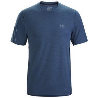 Men's Cormac Crew SS T Shirt - Blue