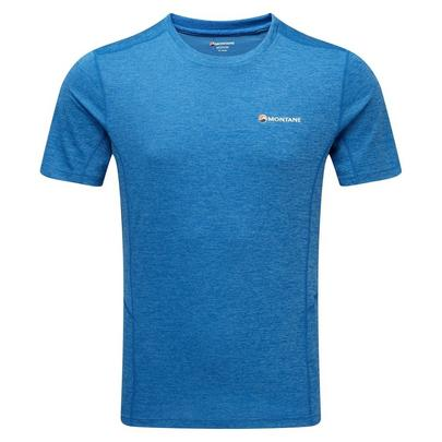 Montane Mens Dart T-Shirt - Electric Blue