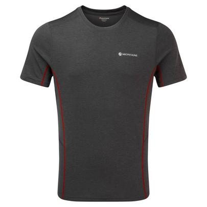 Montane Mens Dart T-Shirt - Slate