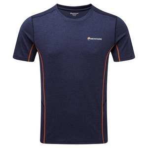 Mens Dart T-Shirt - Antarctic Blue