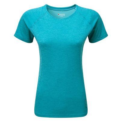 Montane Women's Dart T-Shirt - Blue Ridge
