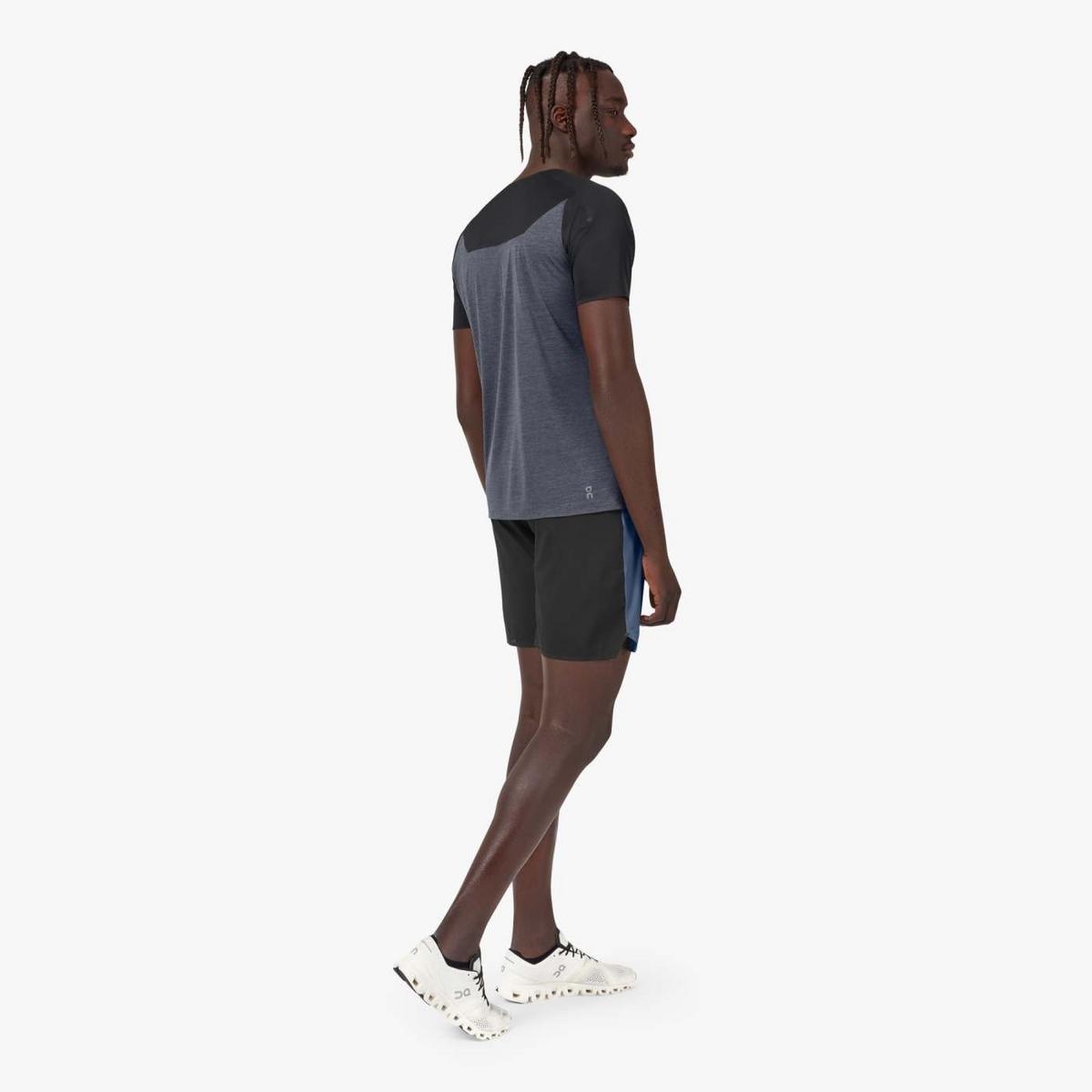 On Men's Performance Tee - Black