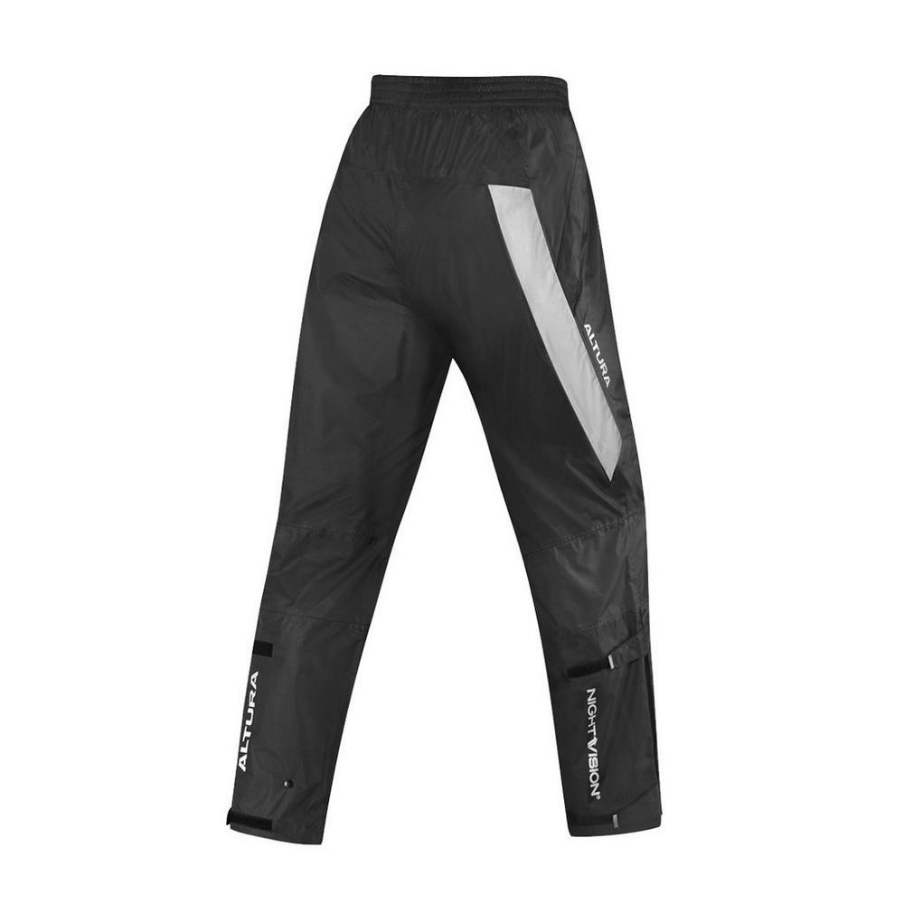 Altura Nightvision Waterproof Overtrouser - Black