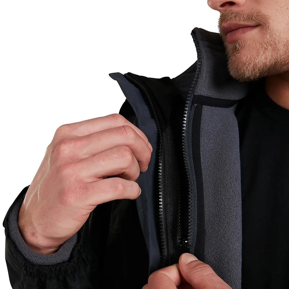 Berghaus Men's Berghaus Cornice Waterproof Jacket IA - Black