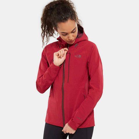 4e25f9a4860 Red The North Face Women s Apex Flex GTX 2.0 Jacket ...