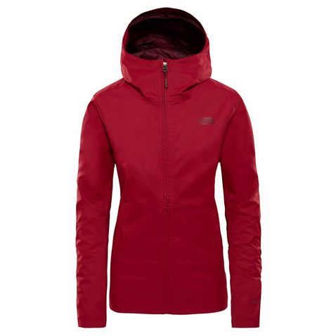 42eefd53bf Red The North Face Women s Tanken Zip-In Jacket