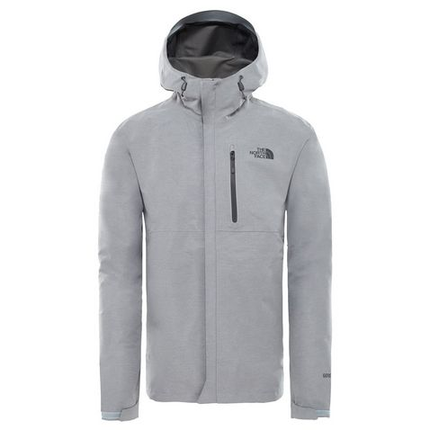 9b78168ce3 Grey The North Face Men s Dryzzle Jacket ...
