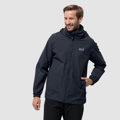 Jack Wolfskin Men's Stormy Point Waterproof Jacket