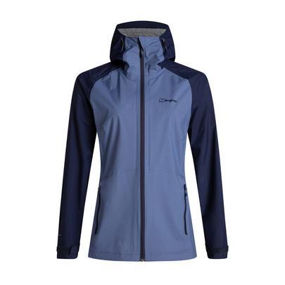 Berghaus Women's Deluge Pro Lightweight Waterproof Jacket