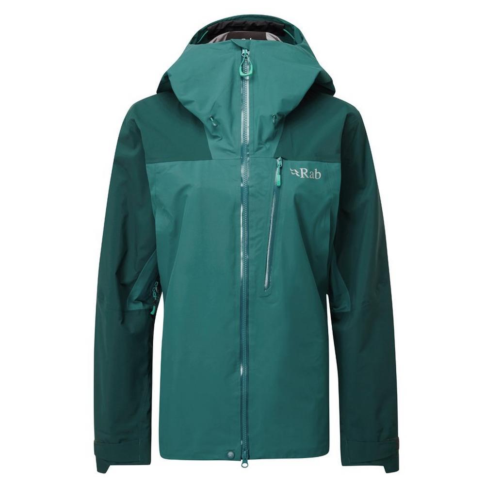 Rab Women's Ladakh GTX Waterproof Jacket - Green