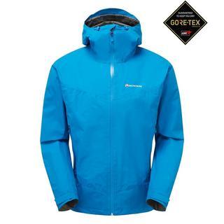 Men's Montane Pac Plus Waterproof Jacket - Blue