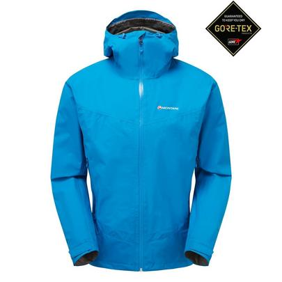 Montane Men's Pac Plus Jacket - Blue