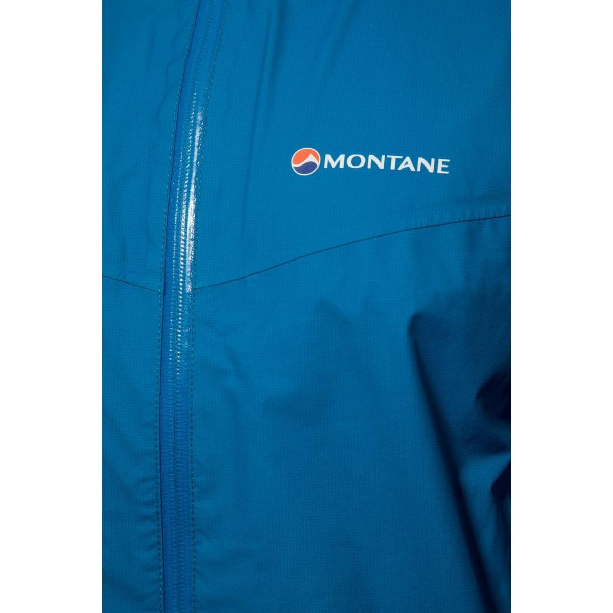 Montane Men's Montane Pac Plus Waterproof Jacket - Blue