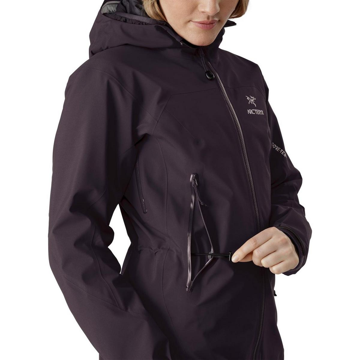 Arcteryx Women's Zeta AR Jacket - Dimma