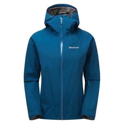 Montane Women's Pac Plus Jacket - Blue