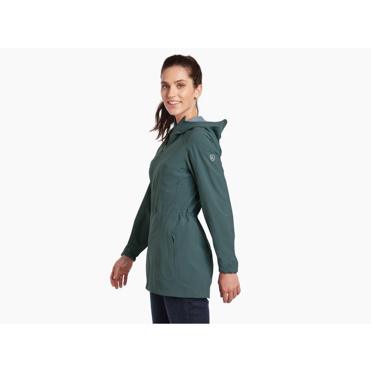 Kuhl Women's Stretch Voyagr Waterproof Jacket