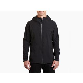 Men's Stretch Voyagr Waterproof Jacket - Black