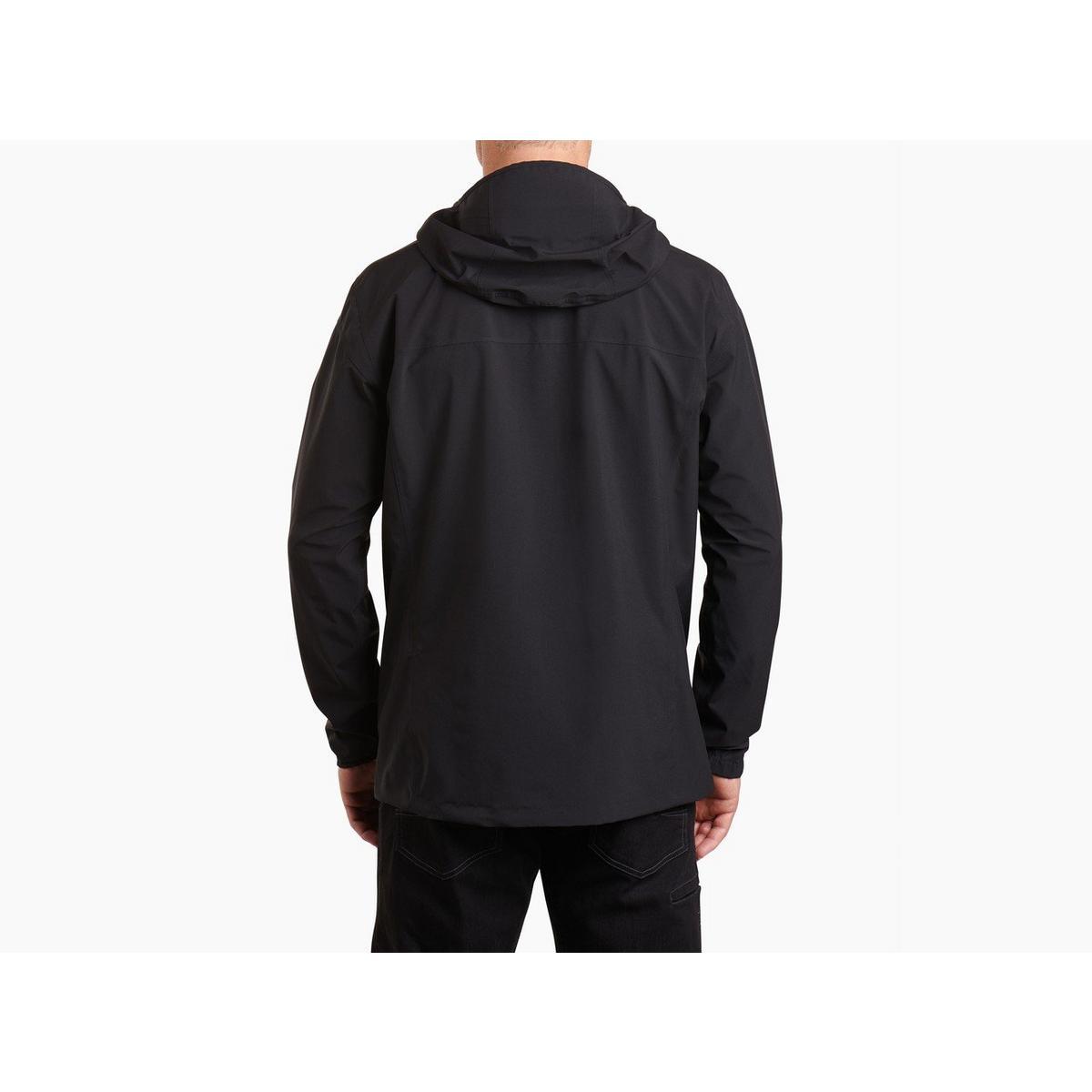 Kuhl Men's Stretch Voyagr Waterproof Jacket - Black