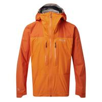 Men's Zenith Waterproof Jacket - Orange