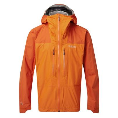 Rab Men's Zenith Waterproof Jacket - Orange